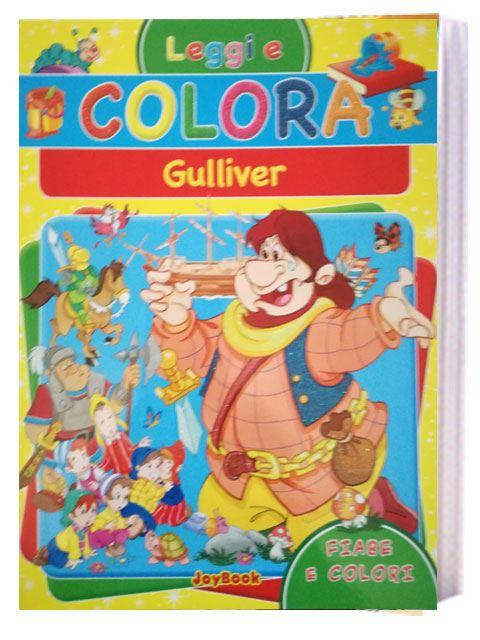 Colora gulliver gulliver store il negozio online per i for Libri da acquistare on line