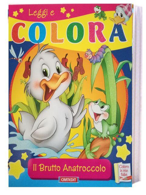 Leggi e colora il brutto anatroccolo gulliver store il for Leggi libri online