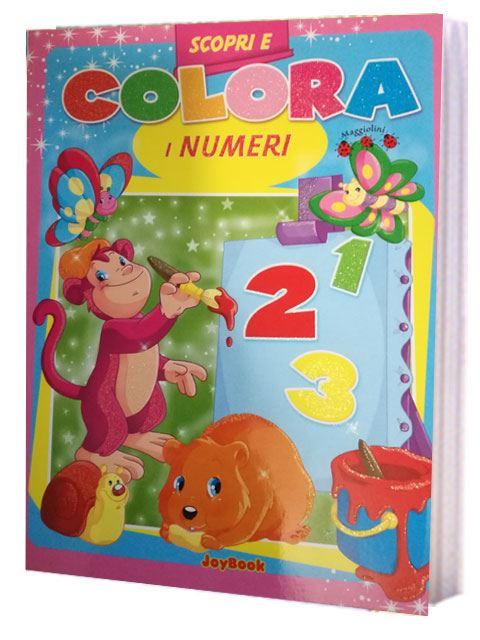 Colora i numeri gulliver store il negozio online per i for Libri da acquistare on line