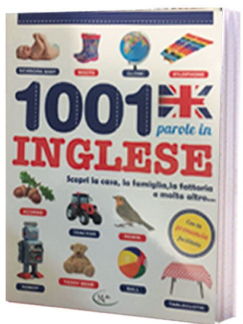 1001 parole in inglese
